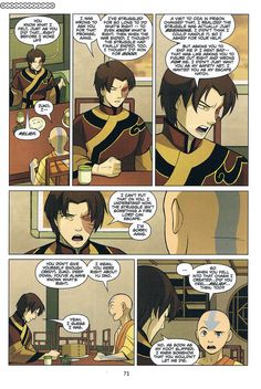 Avatar – The Last Airbender – The Promise Part 3 Avatar Zuko, Team Avatar, Avatar The Last Airbender, Batman Hush, Free Avatars, Read Comics Online, Free Comics, Mobile Legends, Legend Of Korra