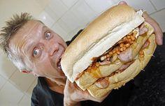 Une petite faim ? Voici les pires sandwiches du monde... (15 photos)