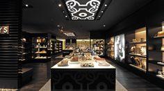 COLONYS shoes & accessories - Shop, Zürich und Luzern.  Shopdesign und Umsetzung by retailpartners ag.
