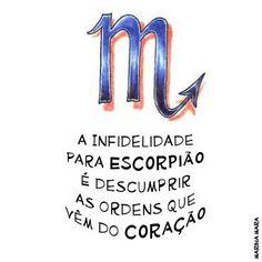 Imagem de astrologia, escorpião, and signos
