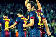 Barcelona 2 - 1 Celtic