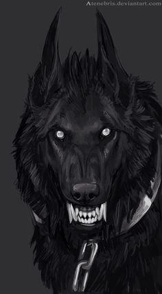 Werewolf anger.....