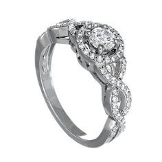 Spence Diamonds: Diamond Engagement Rings Made to  Order Style #7641