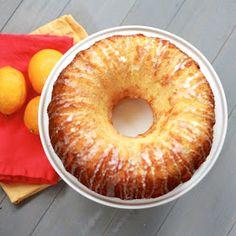 The Sweets Life: Lemon Buttermilk Bundt Cake Lemon Desserts, Lemon Recipes, Just Desserts, Cake Recipes, Dessert Recipes, Sweet Recipes, Fudge, Oatmeal Coconut Cookies, Bunt Cakes