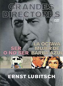 "Ser o no ser = To Be or Not to Be; la octava mujer de Barba Azul = Bluebeard's Eighth Wife / [director], Ernst Lubitsch. Ficha artístico-técnica ""Ser o no ser"": http://www.filmaffinity.com/es/film684718.html Ficha ""La octava mujer de barba azul"": http://www.filmaffinity.com/es/film515202.html Signatura:  Cine (ARQ) 302   Na biblioteca: http://kmelot.biblioteca.udc.es/record=b1516850~S1*gag"