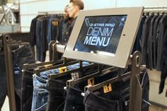 G-Star Raw launched their new retail concept on Oxford Street in London. More than a flagship store, the new address shows an innovating approach in retail in general, and in particular challenges the conventions of traditional denim stores.