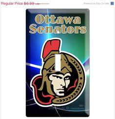 separation shoes 34eb9 65e84 HOLIDAY SALE Ottawa Senators NHL National hockey by DecorLounge,  5.94