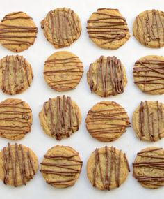 Toffee Butter Cookie