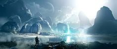 Image result for SCI-FI environment