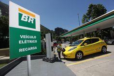 Nissan LEAF - Rio de Janeiro entra na era da Emissão Zero com Programa de Táxi Elétricos