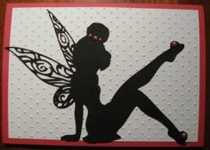 tinkerbell and friends cricut cartridge | ... latest creations for the night... all from the tinkerbell cartridge