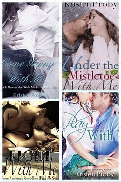 Kristen Proby Books --- Will & Meg are the best freaking couple (: Series gets 5/5 stars - can't wait for the next book!
