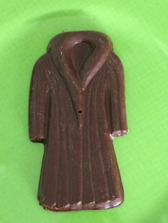 Chocolate jacket