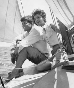 She's a classic. Jackie Kennedy's Most Iconic Hyannis Port Style Moments from InStyle.com