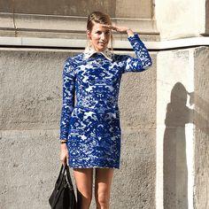 Als Model war sie mit 186 cm zu lang für Sample Size. Jetzt hat Veronika Heilbrunner als Streetstyle-Ikone zu wahrer Größe gefunden: http://www.harpersbazaar.de/read/fashion/veronika-heilbrunner-10553.html