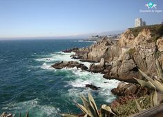 🇧🇷 Viña del Mar é uma cidade na costa do Pacífico do Chile. É conhecida por seus resorts, shoppings, hotéis e  entretenimento. A cidade atrai muitos visitantes ao longo do ano. 🇺🇸 Viña del Mar is a city on central Chile's Pacific coast. It is known for its resorts, malls, hotels and entertainment. The city attracts many visitors throughout the year.