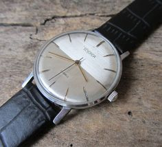 Very Rare Russian vintage watch Sekonda-23 by TedDiscovery on Etsy