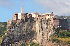 The Capraia castle