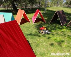 Camping Party Ideas 1000 Images About VBS On Pinterest