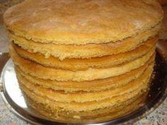 Коржи для торта на сковороде за полчаса. Обсуждение на LiveInternet…