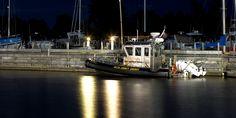 Upper Michigan Delta County Boat