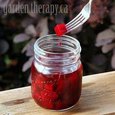 pickled beets!