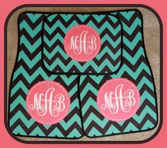 Hey, I found this really awesome Etsy listing at https://www.etsy.com/listing/165061185/car-mats-monogrammed-gifts-personalized
