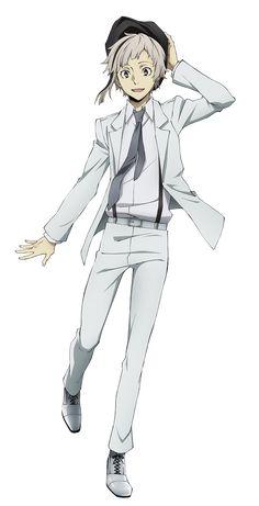 Bungo Stray Dogs | Atsushi Nakajima - Ability: The Beast Beneath The Moonlight | Character Design | Anime | SailorMeowMeow