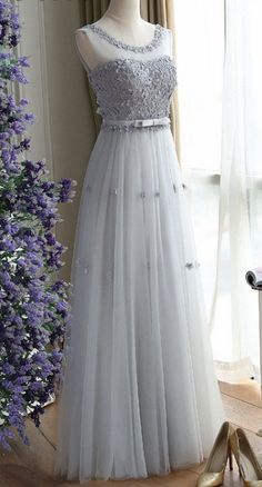 Grey Prom Dresses, Long Prom Dresses, Charming Gray A Line Tulle Long Floral Simple Sleeveless Long Prom Dress WF01-498, Prom Dresses, Long Dresses, A Line dresses, Floral Dresses, Grey dresses, Gray dresses, Tulle dresses, Simple Prom Dresses, Simple Dresses, Long Floral Dresses, Floral Prom Dresses, Dresses Prom, Prom Dresses Long, Sleeveless dresses, Grey Prom Dresses, Long Grey dresses, A Line Prom Dresses, Gray Prom Dresses, Tulle Prom Dresses, Grey Long dresses, A dresses, Long G...