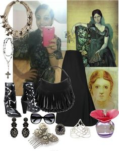 """""""Frida's Finery!"""" by gregory-joseph on Polyvore"""