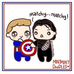 ★ Matching stars ★Re-drawing my older fan artand turning it into a gif just because (and just in time for Valentine's Day!) :)[Doodle Master List]