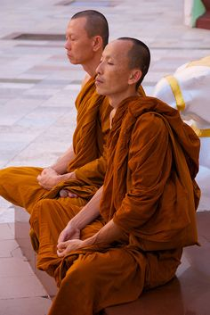 """""""The method is directing attention upon attention or awareness. When any arising is experienced, especially thoughts, moods, emotions, or feeling of personal self identity, one simply notices one's present naked awareness. By directing the attention back to awareness, the arising dissolves back into its origin and its essential nature, awareness."""" ~Longchenpa"""