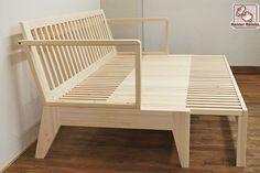 diy home furniture Diy Home Furniture, Space Saving Furniture, Pallet Furniture, Furniture Design, Wooden Sofa Designs, Sofa Bed Design, Chinese Architecture, Architecture Office, Futuristic Architecture
