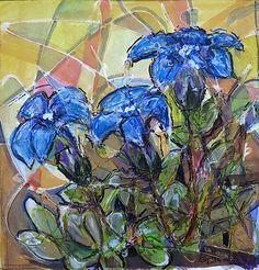 pucik / Kvety Tatier (Horec Jarný) Plants, Painting, Art, Art Background, Painting Art, Kunst, Paintings, Plant, Performing Arts
