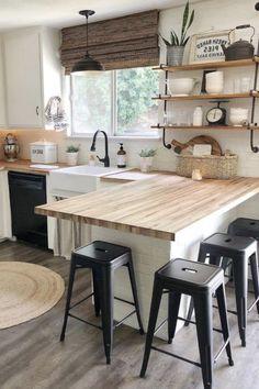 Home Kitchens, Kitchen Design Small, Kitchen Remodel, Kitchen Design, Kitchen Inspirations, Kitchen Decor, New Kitchen, Kitchen Room Design, Kitchen Redo