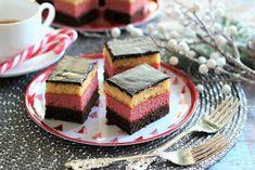 Juditka konyhája: ~ NÉRÓ SZELET ~ Hungarian Recipes, Hungarian Food, Cake Bars, Oreo, Cake Recipes, Cheesecake, Food And Drink, Desserts, Minden