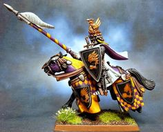 Knight of the realm bretonnia