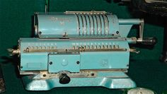 Feliks-M was the type of Russian mechanical calculators based on original 1890s arithmometers