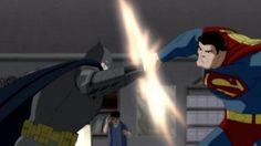 Para los fanáticos de los superhéroes, la opción es Batman El Caballero de la Noche Regresa parte 2, basado en el cómic de una de las mentes más creativas del medio, Frank Miller. La épica batalla entre Superman y Batman, sin duda es la clase de animación que esperarías ver de esta novela gráfica.