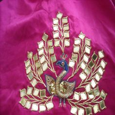 danka embroidery from Rajasthan
