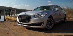 2017 Genesis G90 is renamed Hyundai Equus - https://carsintrend.com/2017-genesis-g90/