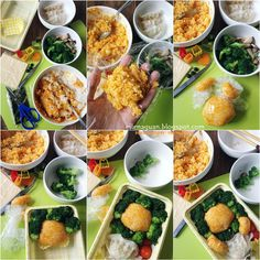Cuisine Paradise | Singapore Food Blog - Recipes - Food Reviews - Travel: [i-Love Mama Healthy Meal]  - Steps to assemble the i-Love Mama Bento