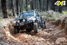 Toyota LandCruiser 79 fully tuned by Marks 4WD - Custom 4x4