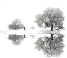 White Winter Peace by Christos Lamprianidis on 500px