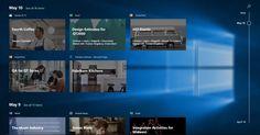 Windows 10's 'Timeline' feature won't arrive this fall https://www.engadget.com/2017/07/03/windows-10s-timeline-feature-wont-arrive-this-fall/?utm_campaign=crowdfire&utm_content=crowdfire&utm_medium=social&utm_source=pinterest