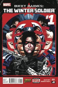 Preview Pages: Marvel Antihero Gets His Own Comic in Bucky Barnes: The Winter Soldier #1