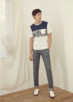 Yoo Yeon Seok - Trugen's 2015 S/S Collection Ad Catalogue Yoo Yeon Seok, Asian Boys, Korean Actors, Romantic, Stars, Collection, Asian Guys, Sterne, Romance Movies