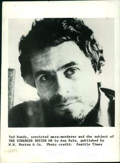 Ted Bundy Archives : Photo