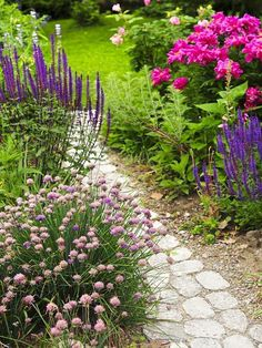 Stroll Through the Garden / 766