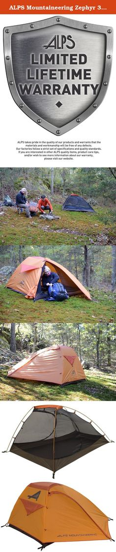 ALPS Mountaineering Zephyr 3-Person Tent. The Zephyr model is ideal for those hot & ALPS Mountaineering Chaos 3 Person Tent. The Zephyr model is ideal ...